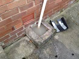 Swindon blocked drain backing up