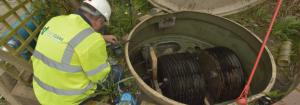 sewage Swindon