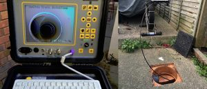 CCTV BLocked drain Swindon