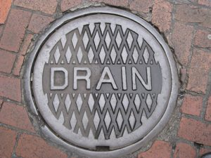 blocked drain Swindon